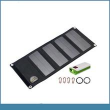 Universal 5V1.5A Four-Panel 10-WATT Rapid Solar Charger