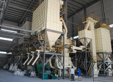 Jinlun calcium carbonate powder mill