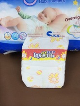 Sleepy Disposable Baby Diaper Manufacture In China
