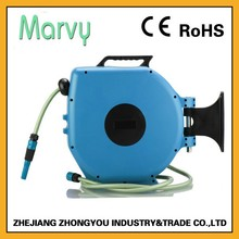 20m/66.6ft garden for car cleaning retractable water hose reel