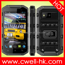 Phone Mobile High Quality Rugged Smartphone PTT Hummer H6 Original 5inch Android Smartphone Waterproof