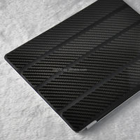 China Hot Selling Tablet Smart Carbon Fiber Covers Cases for Apple iPad 234 5