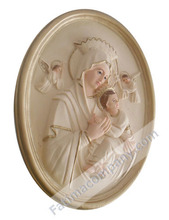 Our Lady of the Perpetual Help - Italian style - Catholic statues - FatimaCompany.com