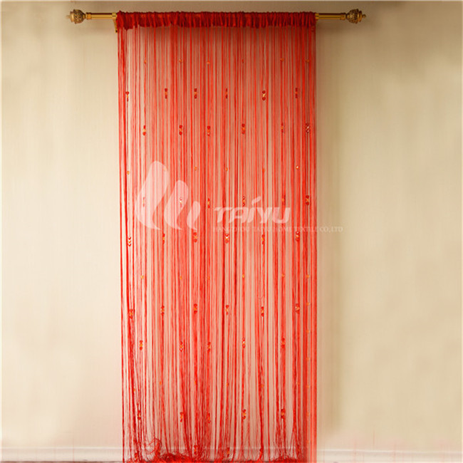 bead cheap string window curtains for window decor