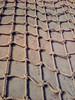 new product 3-strand sisal rope net children climbing rope net in China