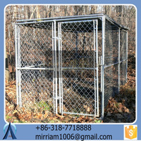 Large Outdoor Hot Sale Modular Unique dog kennel wholesale