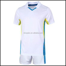 Custom design reversible sexy soccer jersey with full colors online shopping