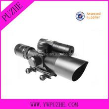 2.5-10x40 Riflescope Green Laser Sight Red Dot Scope & Mount Combo