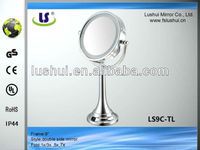 best selling table illuminated hercules mirrors