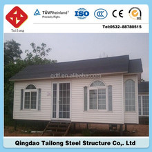 high quality cheap prefabricated houses price