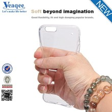 Veaqee cute rabbit silicone cover for phone mobile
