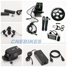 36v 250w 8Fun BBS-01 Crank Mid Drive Motor Kits for Electric Bike with seat post type battery