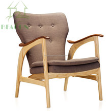 Classic Finn_Juhl wooden arm chair french