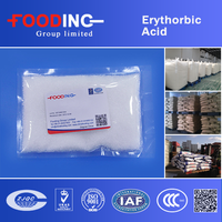 Antioxidants Erythorbic Acid Factory Food Grade food additive cosmetic preservative