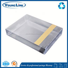 metal box with plastic frame