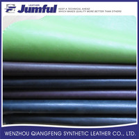 Hot sell Wenzhou printed cheap pvc finished leather,hot sale top quality ecological leather