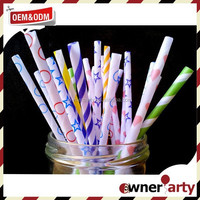 2015 New Design Crazy Straws