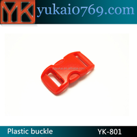 Curved Plastic Buckles with lock For Backpacks, Plastic Buckles for Luggage securely