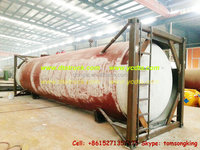 DTA 50m3 LPG above ground tank factory price sale Call:86-15271357675
