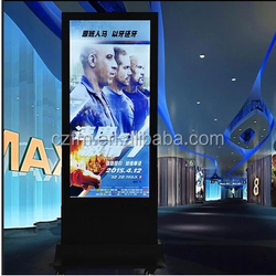 indoor/outdoor foldable and portable led backlit panel
