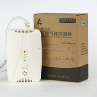 Personal gas leak detector with sensitive sensor to natural gas(CH4)