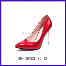 SR-15WHE1470(5) fashion latest high heel bridal wedding shoes red wedding shoes for women nw stylish wonmen wedding shoes