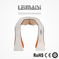 TUV Ruian LEIMAISI PU OEM home kneading back relax massage belt