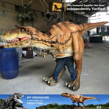 N-C-W-919-inflatable realistic dinosaur mascot costume