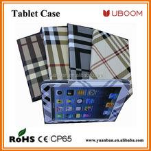 Stripe case for ipad mini 3 with PU material newest design
