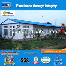 Modern Temporary low cost prefabricated family houses,small prefab cabin for sale