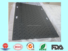 Engineering plastic HDPE temporary ground road mats /new ground mat for road /High Density Polyethylene temporary road mat