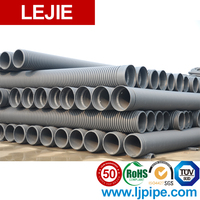6 inch corrugated plastic drain pipe price sizes