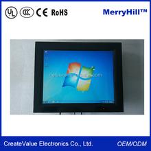 "Ethernet LAN RJ45 RS232 USB Port 15"" 17"" Inch Intel Atom 2GB RAM 32GB SSD Square Win8 Tablet PC"