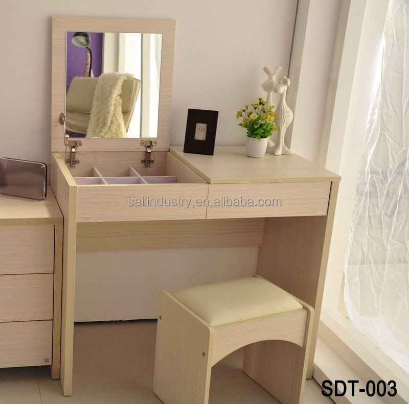 Wooden Wardrobe Dressing Tables Bedroom Furniture Buy