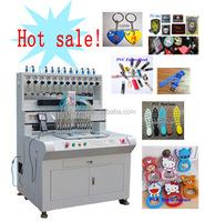 high precision pvc machine/production line for shoes 12 colors factory price