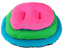 Colorful soft plush Pet Mat with two-sided Fabric