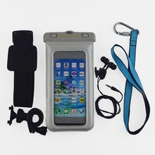 Fancy Design Mobile Phone Waterproof case For Swimsuit