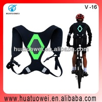 Bicycle Reflective Safety Vest for night use