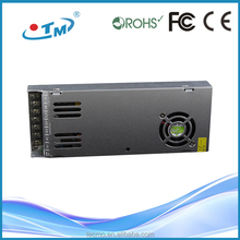 High frequency set top box power supply 200w 5v with CE FCC