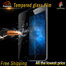 color mirror glass for iphone 6, hot selling for iphone 6 full cover mirror tempered glass screen protector