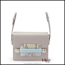 L-4538 Lelany designer women fashion pig skin handbag