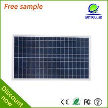 micro USB Mono crystal silicon solar module solar panel system