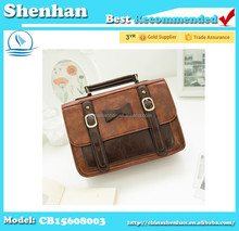 Literary Style Restoring Ancient Ways Bowknot Is Europe And The United States Wholesale Handbag