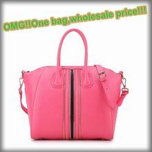 bolsa de couro de moda, bolsa de couro das mulheres, sacola