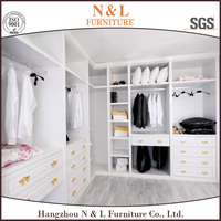 2015 Hot sale modern large wardrobe armoires made in China(competitive price)