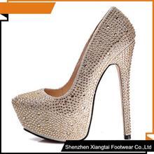 Big size women high heels 16 cm lady high heel dress shoes big size 42 43 44 45 women shoes wholesale