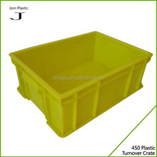 Plastic used shipping containers