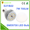 China LED Manufacturer 7w LED Bulb/e27 motion sensor led light bulb