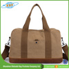 Factory Direct Sales Canvas Bag With Leather Bottom