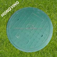 Round 700 polymer manhole cover